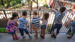 Sehr viele Kinder in der Notbetreuung