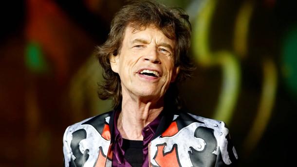 Mick Jagger geht es wieder besser