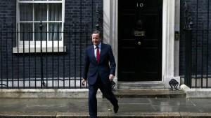 Sing Sang in der Downing Street