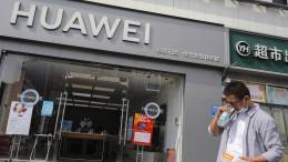Huawei-Managerin Meng darf Kanada verlassen