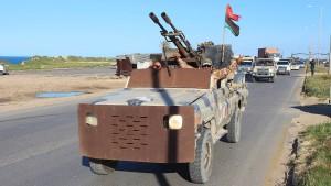 Die große Angst vor einer Eskalation in Libyen