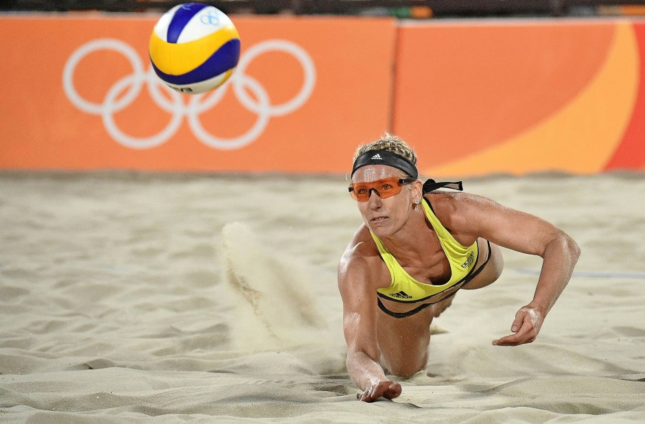 Beachvolleyball: Karla Borger, 32 Jahre