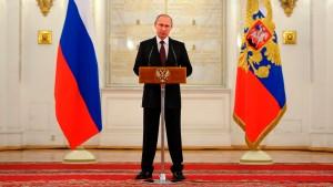 Russland sendet Signale der Entspannung