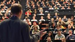 Deutschland ist unter ausländischen Studenten und Akademikern beliebt