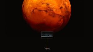 Flüssiges Wasser auf dem Mars