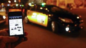 Taxi-Dienst Uber in Kalifornien verklagt