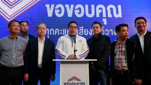 Militärnähe Partei gewinnt Wahl in Thailand