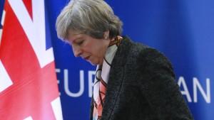 Die Brexit-Paralyse