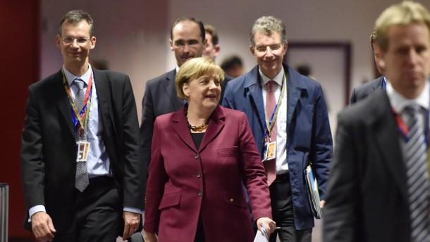 EU stellt TürkeiMilliardenhilfen in Aussicht