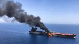 Iran bestreitet Verantwortung für Angriffe