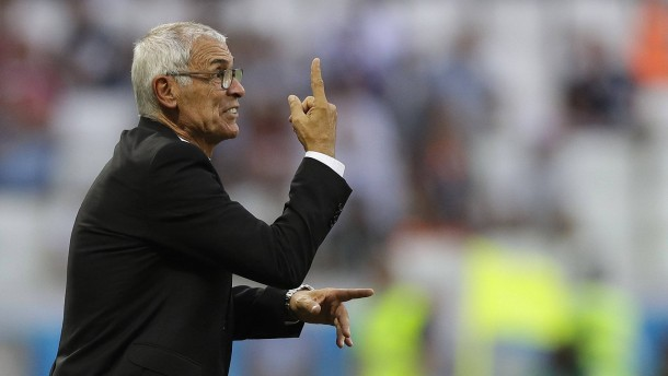 Ägypten trennt sich Trainer Cúper