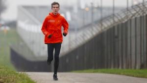 Ein Läufer ohne Grenzen