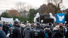 """""""Die Corona-Leugner radikalisieren sich"""""""