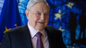 Soros will neues Brexit-Referendum erzwingen