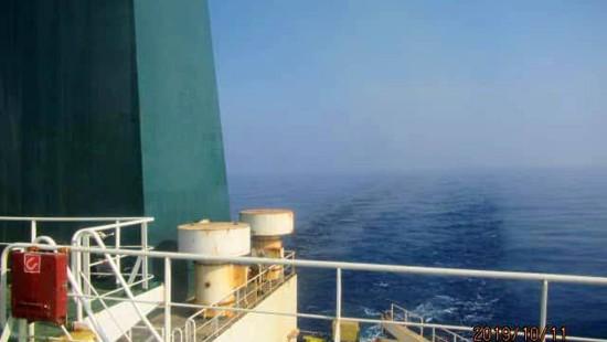 Explosion auf iranischem Tanker nahe Saudi-Arabien