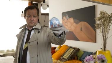 Spurensuche mit Blick in die Zukunft: Kommissar Hanns von Meuffels (Matthias Brandt) ermittelt