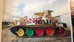 Panzer für Kunstprojekt: Importeur erhält Bewährungsstrafe