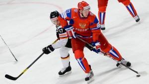 Deutsches Team verliert gegen Russland