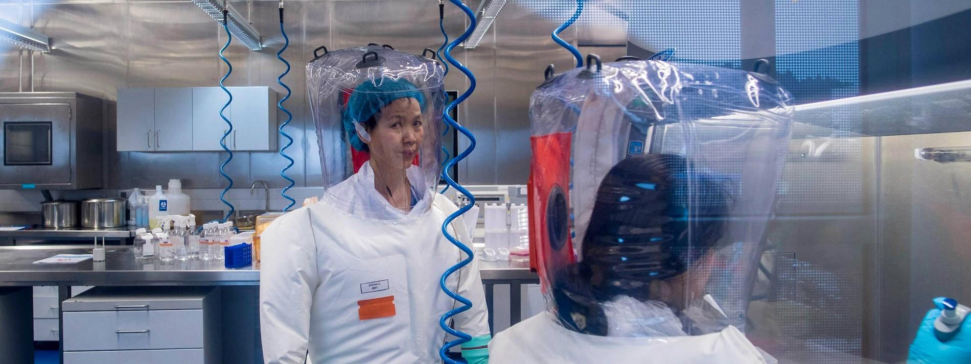 Warum Frankreich ein Virenlabor nach Wuhan lieferte