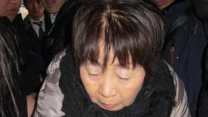 70-jährige Japanerin wegen dreifachen Mordes zum Tode verurteilt