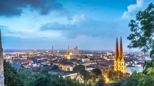 1800 Zweifel an der Existenz Bielefelds