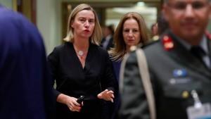 EU-Staaten bauen militärische Zusammenarbeit aus