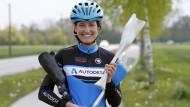 Paralympics-Radlerin setzt auf Medaille in Rio