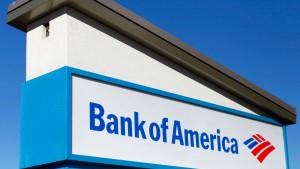 Bank of America muss 9,5 Milliarden Dollar zahlen