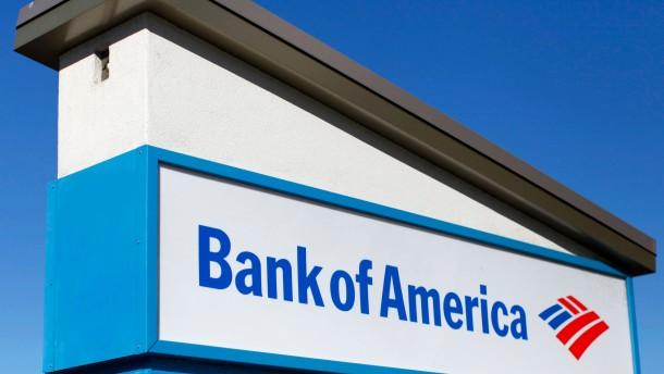 bank of america zahlt 9 5 milliarden im hypothekenstreit. Black Bedroom Furniture Sets. Home Design Ideas