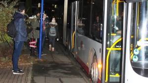 Bus-Chaos im Taunus