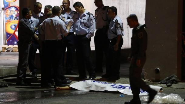 Immer neue Messerattacken in Israel