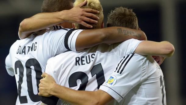 6:1 - Deutscher Spaßfußball in Irland