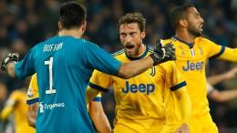 Juventus gewinnt Spitzenspiel gegen Neapel