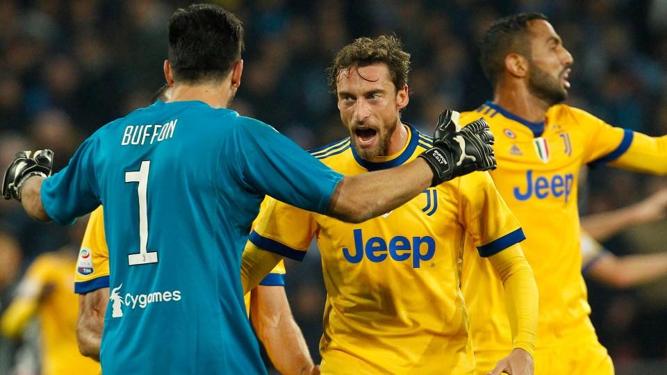 Juventus Turin Gewinnt Spitzenspiel Gegen Neapel
