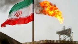 Washington will Iran offenbar den Ölhahn zudrehen