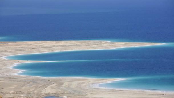 Israel verkauft 50 Milliarden Liter Wasser an Jordanien