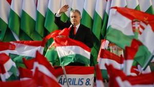Orbáns starkes Mandat