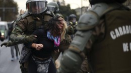 Proteste eskalieren