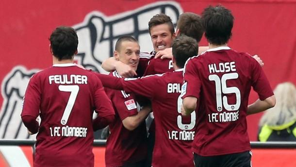 Nilsson macht Nürnberg froh