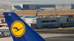 Lufthansa-Aktie verliert deutlich an Höhe