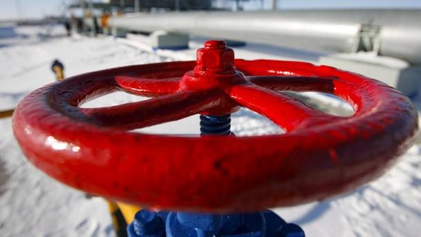 Russland sagt Gasversorgung für den Winter zu