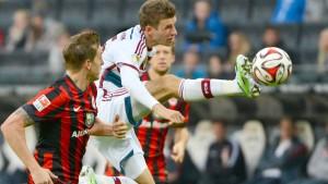 Müller macht die Eintracht klein