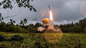Russland zu Gesprächen über INF-Vertrag bereit