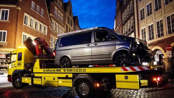 Nach Amokfahrt von Münster weiteres Opfer gestorben
