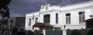 Das saudische Konsulat in Istanbul