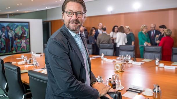 Verkehrsminister Scheuer will Brücken-Kontrollen verbessern