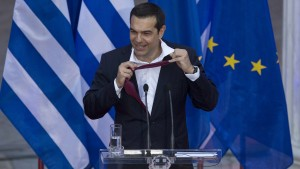 Ausgerechnet Tsipras