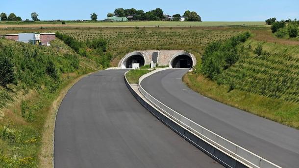 """""""75 Prozent sind für die Autobahn"""""""