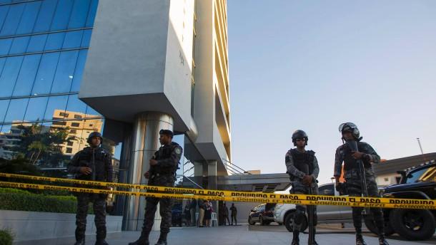 Korruptionsskandal erschüttert Lateinamerika