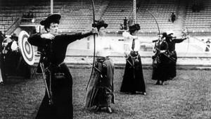 Wie eine Frau einst die Sportwelt eroberte